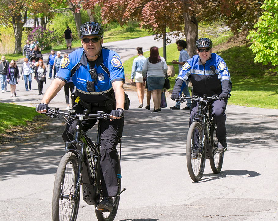Albany Bicycle Police